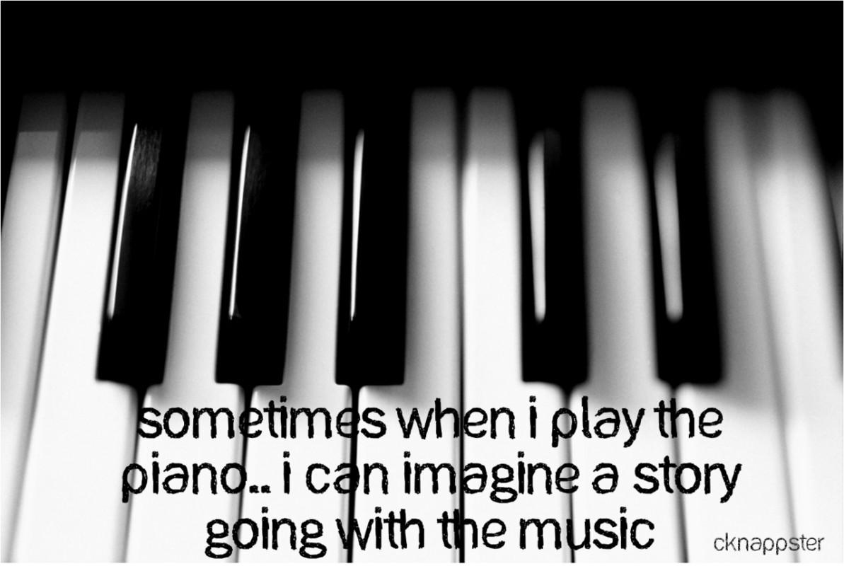 Piano Quote 15 Picture Quote #1