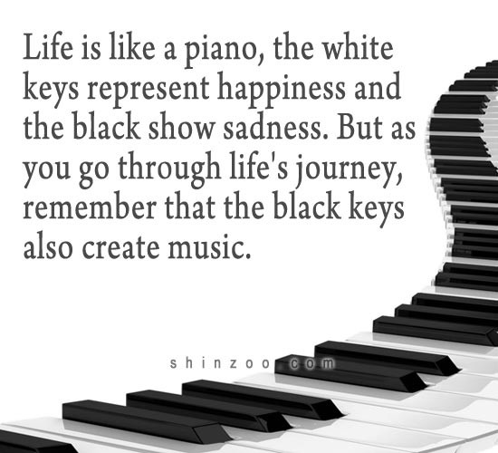 Piano Quote 17 Picture Quote #1