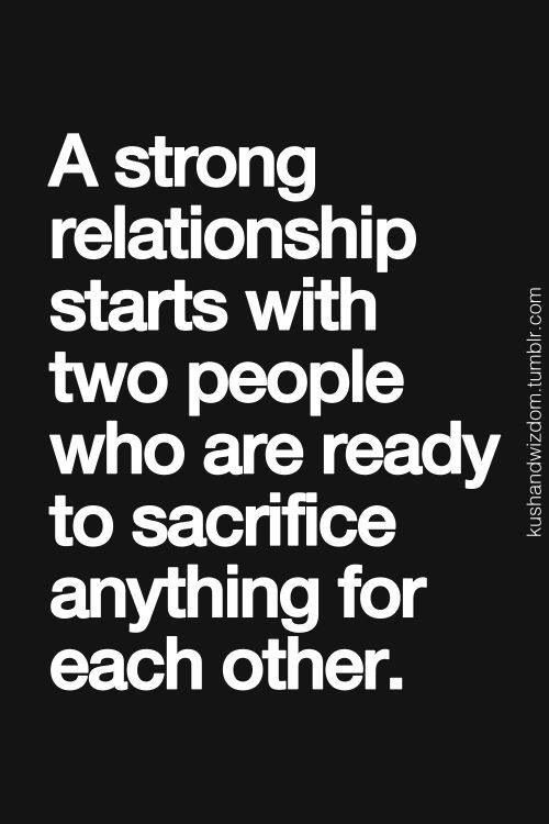 Quotes About Strong Relationship Strong Relationship Quote  Quote Number 671840  Picture Quotes