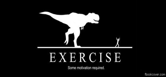Funny Workout Quote For Facebook 1 Picture Quote #1