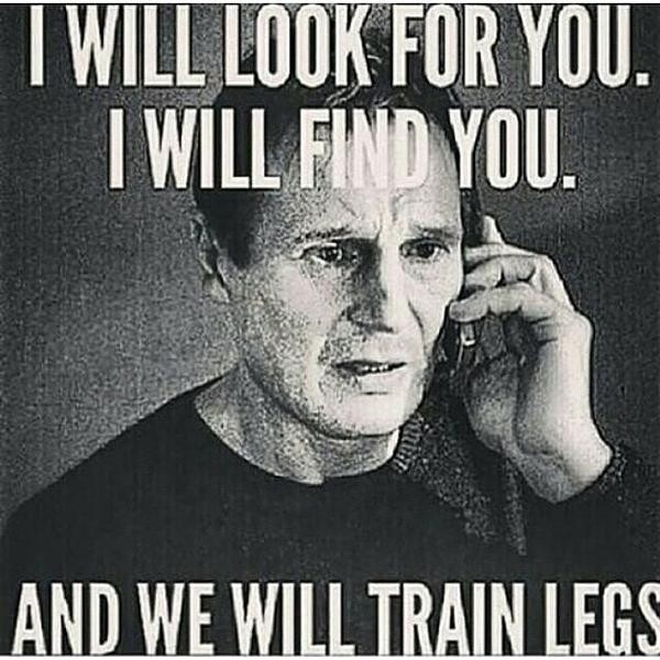 Funny Workout Quote 6 Picture Quote #1