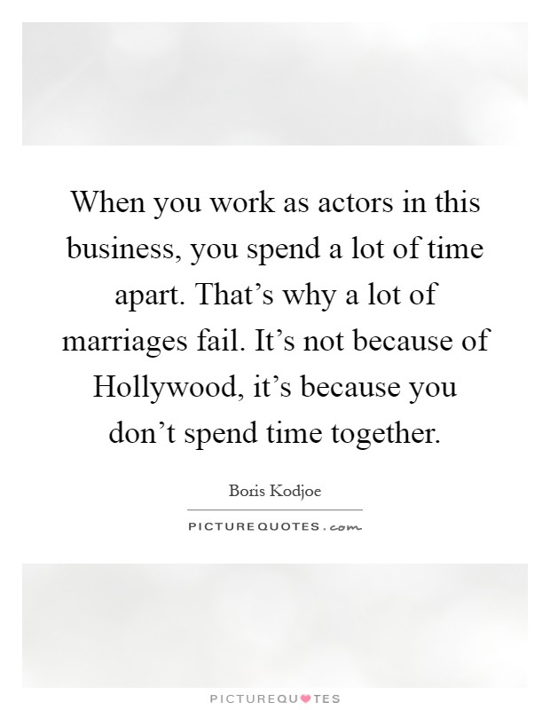 Time Apart Quotes | Time Apart Sayings | Time Apart Picture ...