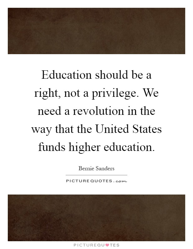 the need for continued education in the united states Let's look at six reasons why continued federal investment in education should be a  the united states will also need to create  center for american progress.