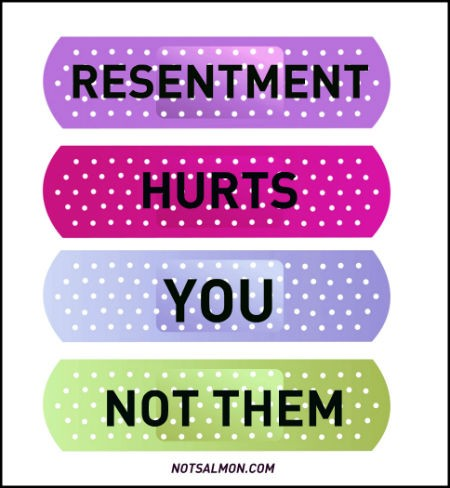Resentment Quote 5 Picture Quote #1