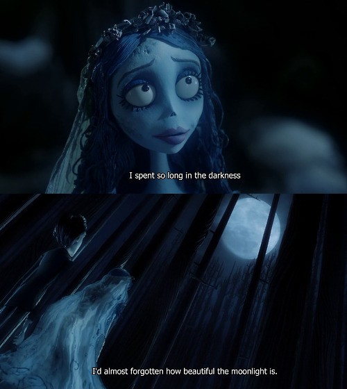 Corpse bride love quotes