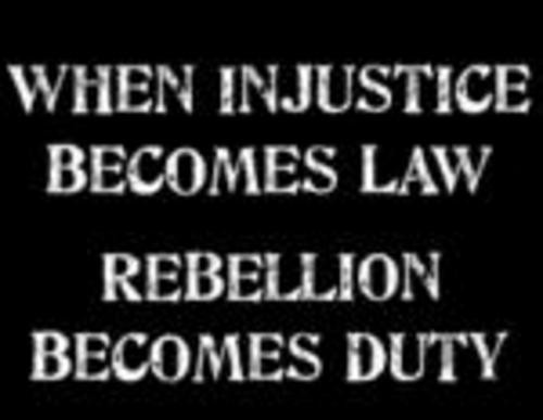 Rebellion Quote 3 Picture Quote #1