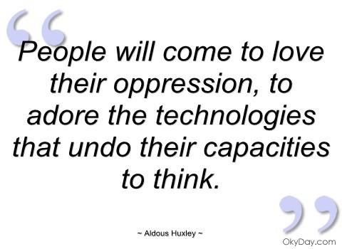 Oppression Quote 5 Picture Quote #1