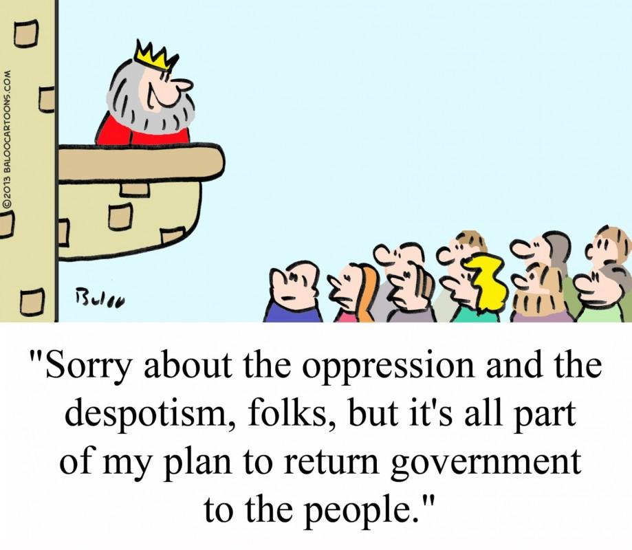 Government Oppression Quote 3 Picture Quote #1
