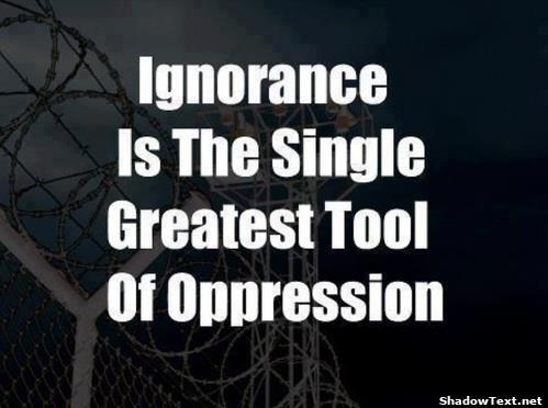 Oppression Quote 7 Picture Quote #1