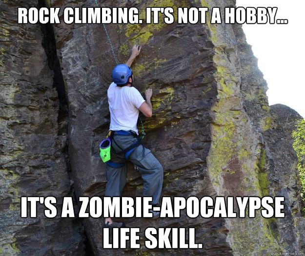 Rock Climbing Quote 3 Picture Quote #1