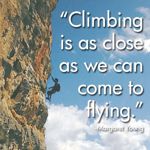 Climbing Quote 6 Picture Quote #1