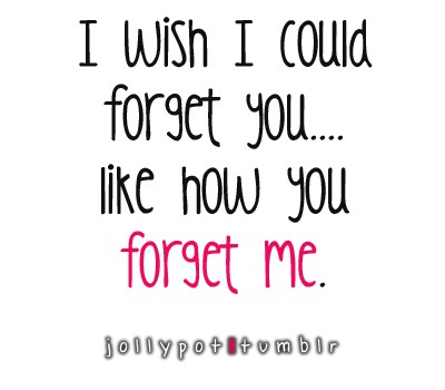 Forget You Quote 4 Picture Quote #1