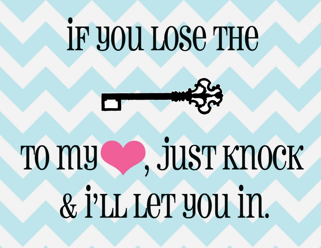You Hold The Key To My Heart Quote 2 Picture Quote #1