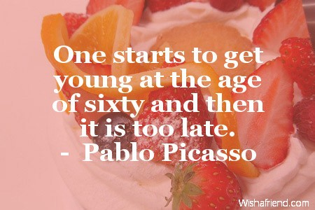 60th Birthday Quote 9 Picture Quote #1