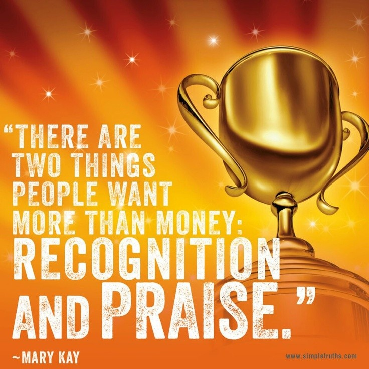 Recognition Quote 4 Picture Quote #1