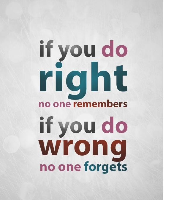 Doing The Right Thing Quote 2 Picture Quote #1