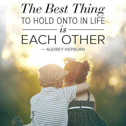 Holding Onto Love Quote 1 Picture Quote #1