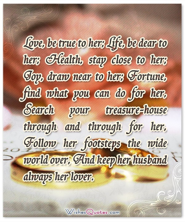 Wedding Speech Quote 2 Picture Quote #1