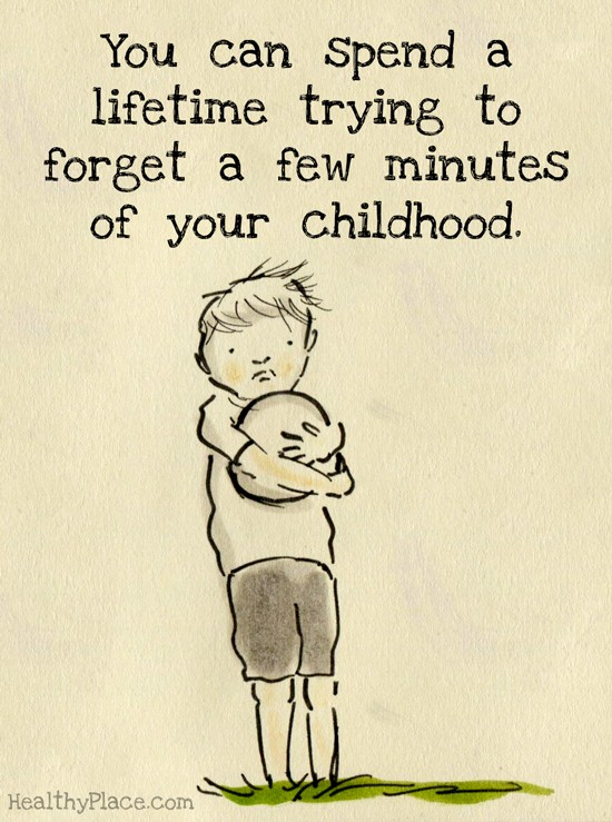 Childhood Memories Quote 3 Picture Quote #1