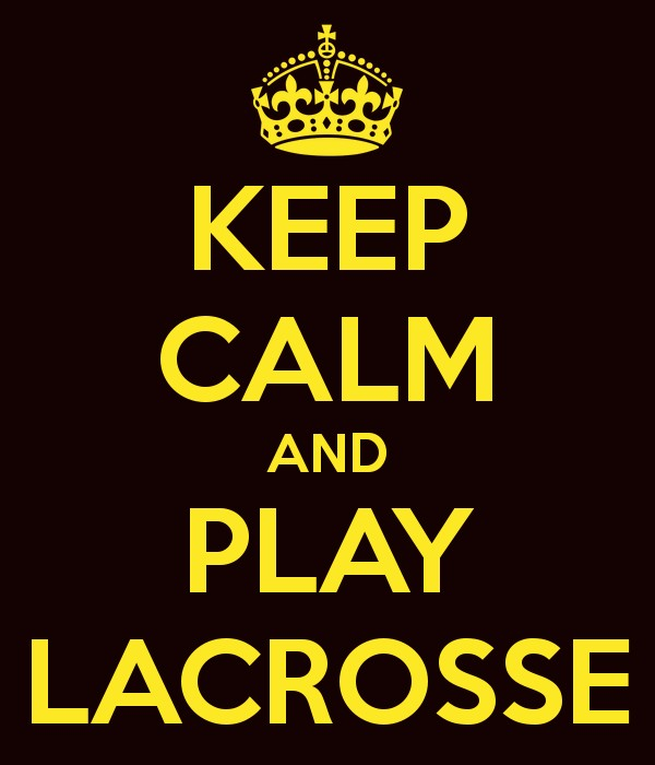 Lacrosse Quote 1 Picture Quote #1