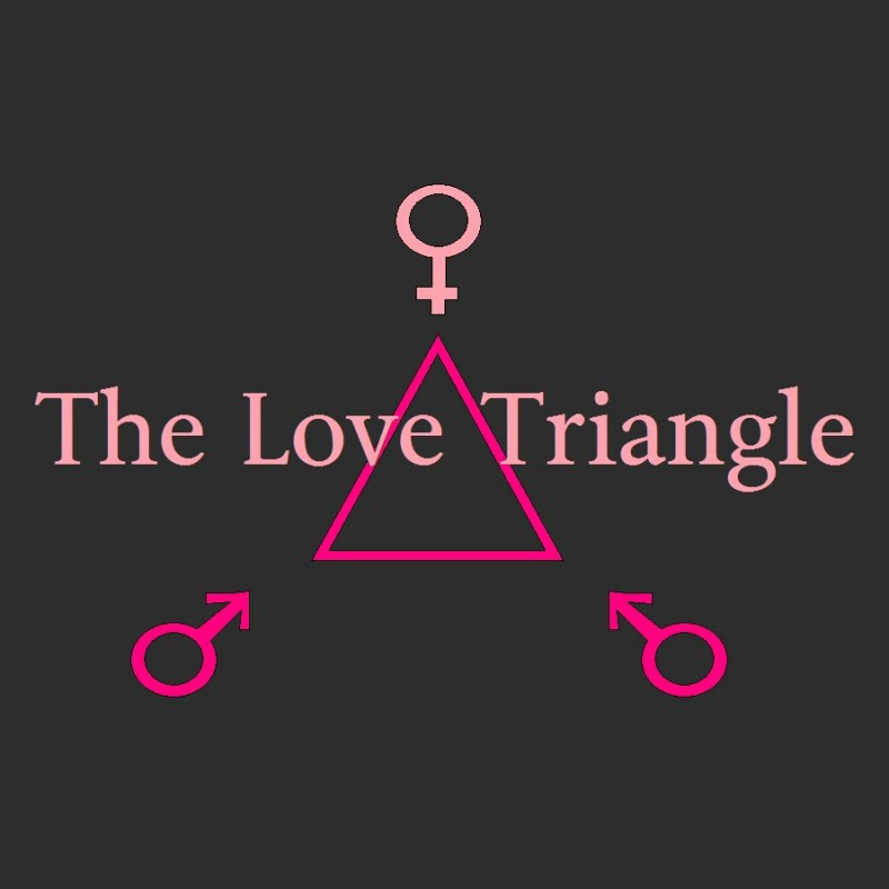 Love Triangle Quotes & Sayings | Love Triangle Picture Quotes