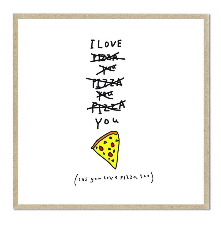 I Love You More Than Quotes: Pizza Picture Quotes