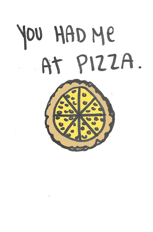 Pizza Quote 6 Picture Quote #1