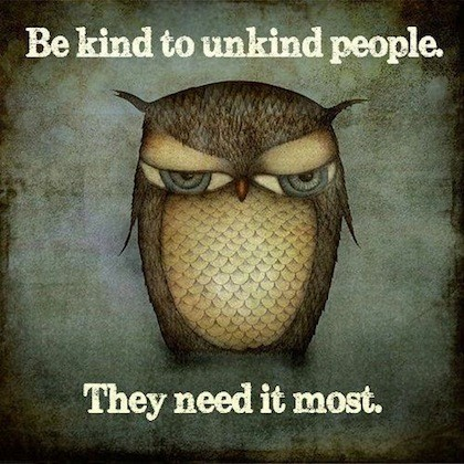 Be Kind Quote 1 Picture Quote #1