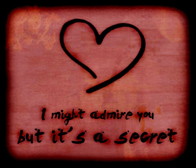valentines day quotes for secret admirer