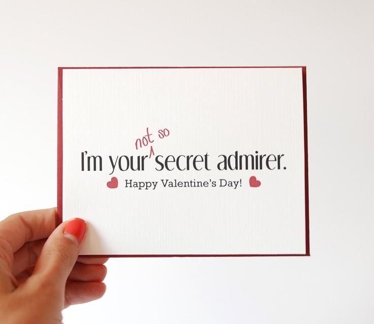Secret Admirer Quote 5 Picture Quote #1