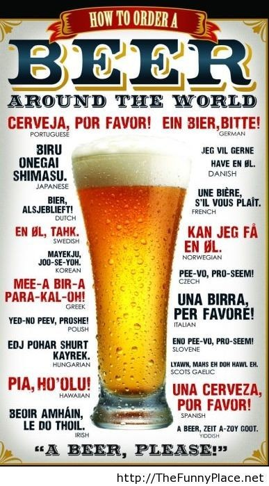 Funny Beer Quote 1 Picture Quote #1