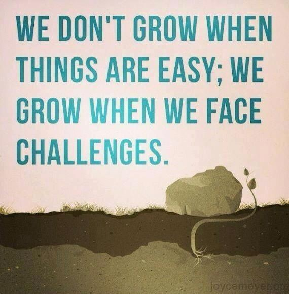 Challenges Quote 2 Picture Quote #1