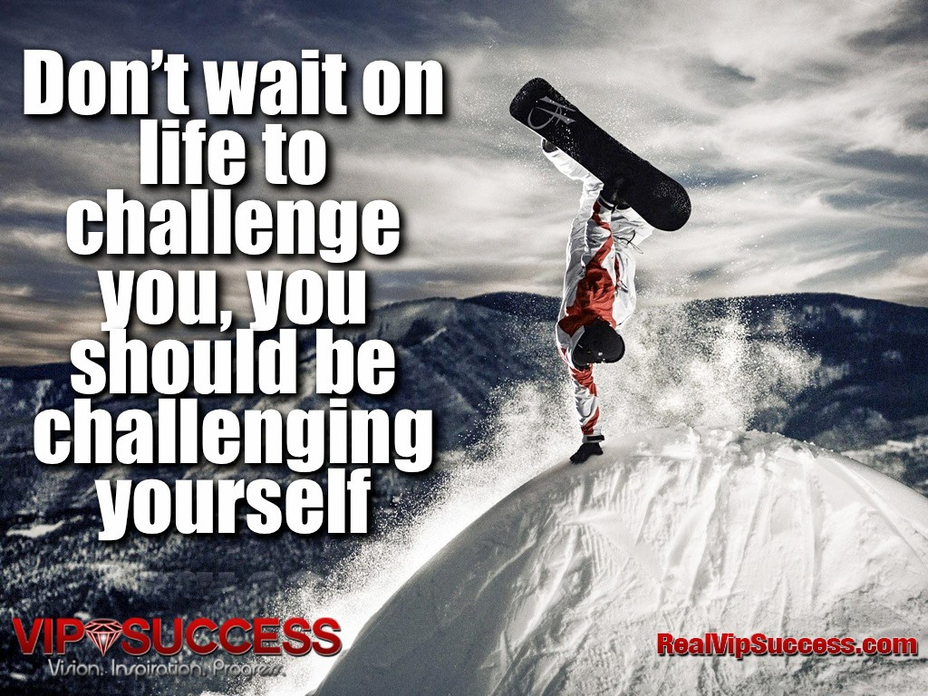 Challenges Quote 5 Picture Quote #1