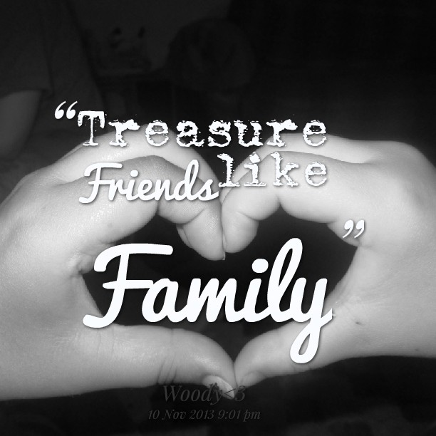 Family And Friends Quotes New Family And Friends Quote Quote Number 48 Picture Quotes