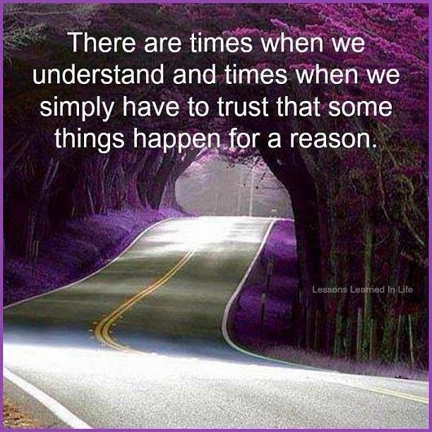 Things Happen For A Reason Quote 3 Picture Quote #1