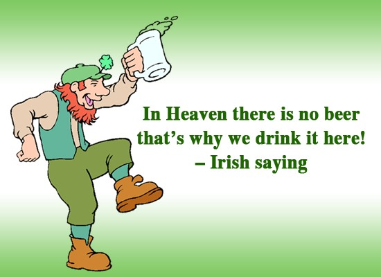 St Patricks Day Quotes & Sayings | St Patricks Day Picture ...