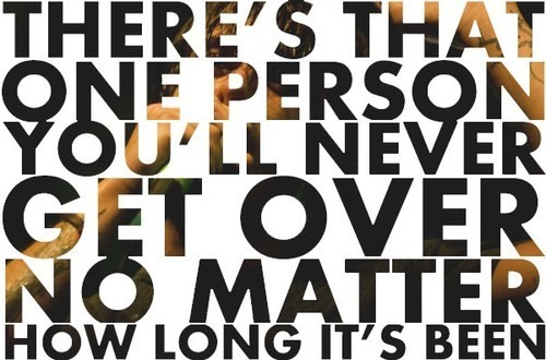 Getting Over Someone Quote 5 Picture Quote #1