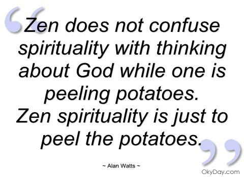 Spirituality Quote 6 Picture Quote #1