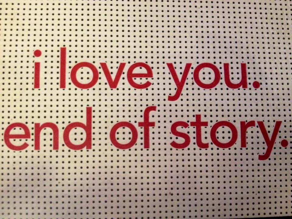 Love Story Quote 1 Picture Quote #1