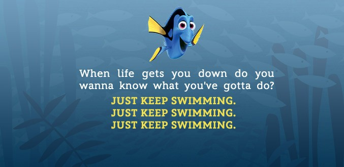 Inspirational Disney Quote 7 Picture Quote #1
