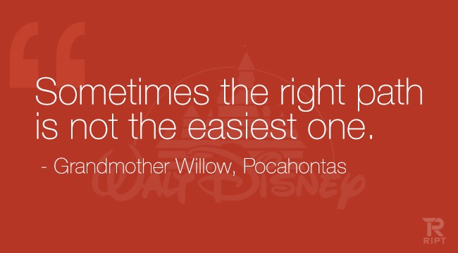 Inspirational Disney Quote 12 Picture Quote #1