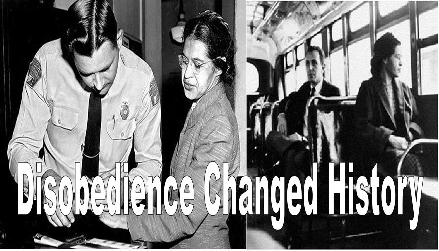 Civil Rights Movement Rosa Parks Quote 1 Picture Quote #1