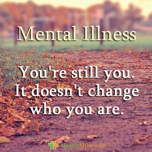 Mental Illness Quote 2 Picture Quote #1