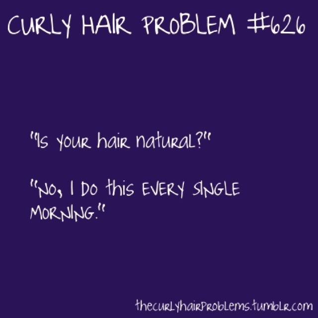 Curly Hair Quote 14 Picture Quote #1