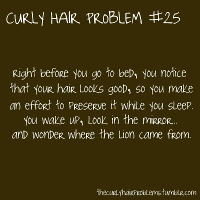 Curly Hair Quote 18 Picture Quote #1