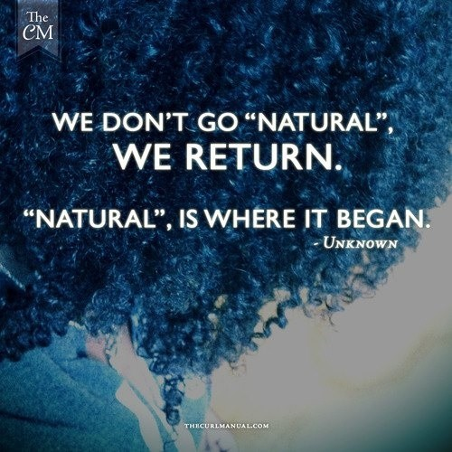 Natural Hair Quote 13 Picture Quote #1