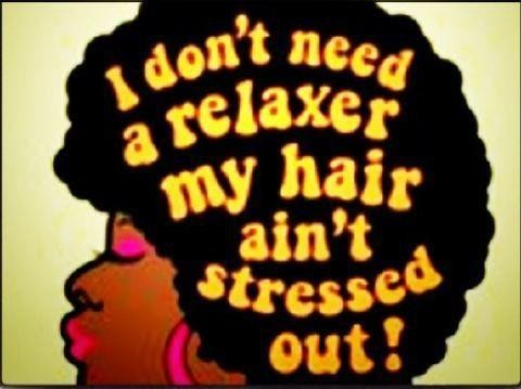 Natural Hair Quote 15 Picture Quote #1