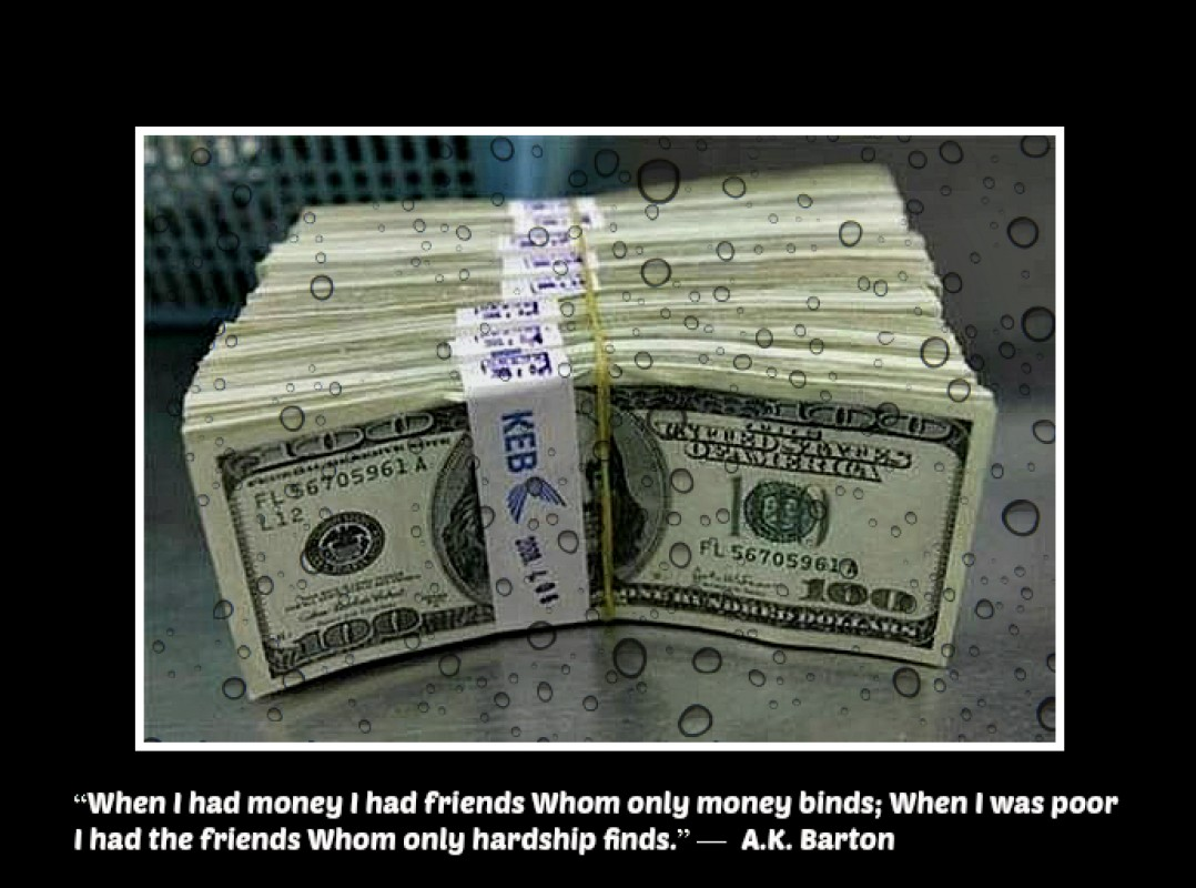 Get Money Quote 1 Picture Quote #1
