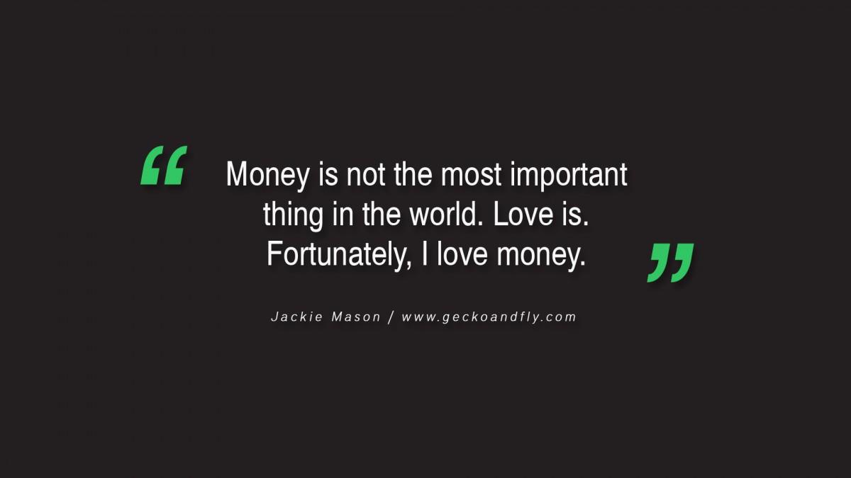 Get Money Quote 3 Picture Quote #1