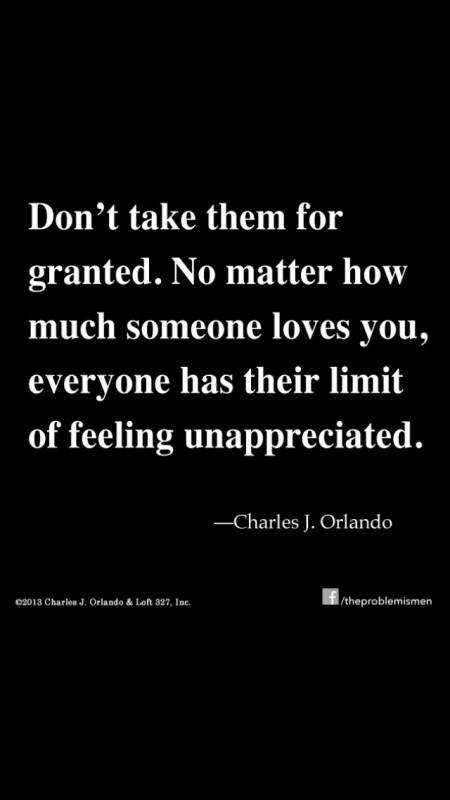 Feeling Unappreciated Quote 4 Picture Quote #1